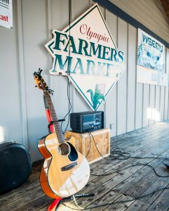 Olympia Farmers Market 2019 live music entertainment