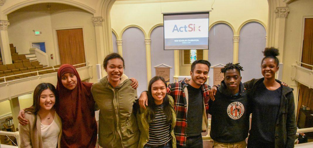 Saint Martin's University Act-Six-Scholars
