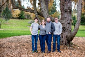The Evergreen State College Tamalyn Ramsey Family