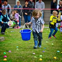 Thurston County Easter Egg Family egg hunt South Sound Church
