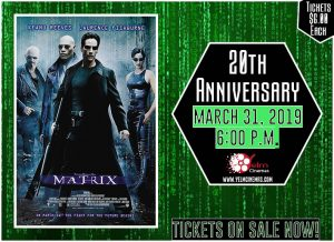 Yelm Cinemas The Matrix