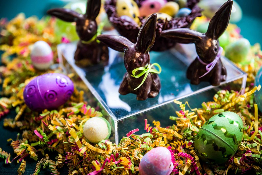 Bittersweet Chocolates Easter and Spring Chocolates and Events Chocolate Bunny