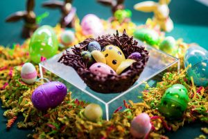 Bittersweet Chocolates Easter and Spring Chocolates and Events Chocolate Nest