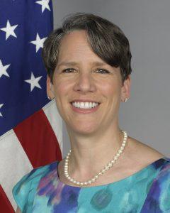 Commissioner Suzan LeVine