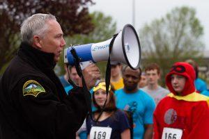 Gundersen Dental Race Against Trafficking Sheriff John Snaza