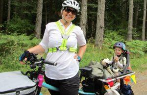 Intercity Transit Bicycle Commuter Challenge 3 Kids Kelly Leonard W Andre Bike Woods