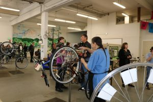 Intercity Transit Transit Center Walk N Roll Youth Center Opens Space