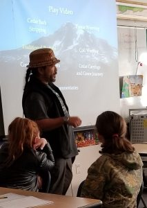 Kallappa Hanford McCloud Nisqually Tribe Ridgeline Middle School
