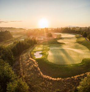 Little Creek golf memberships Salish Cliffs