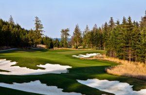 Little Creek golf memberships award winning green