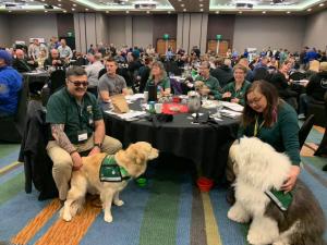 Putnam Lieb Potvin First Responder dogs