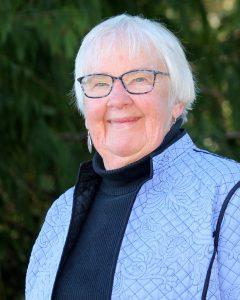 Reverend Carol McKinley DOC Peacemaker Honoree