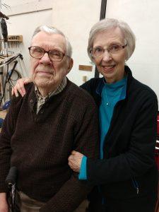 Rorden and Judy Hollar