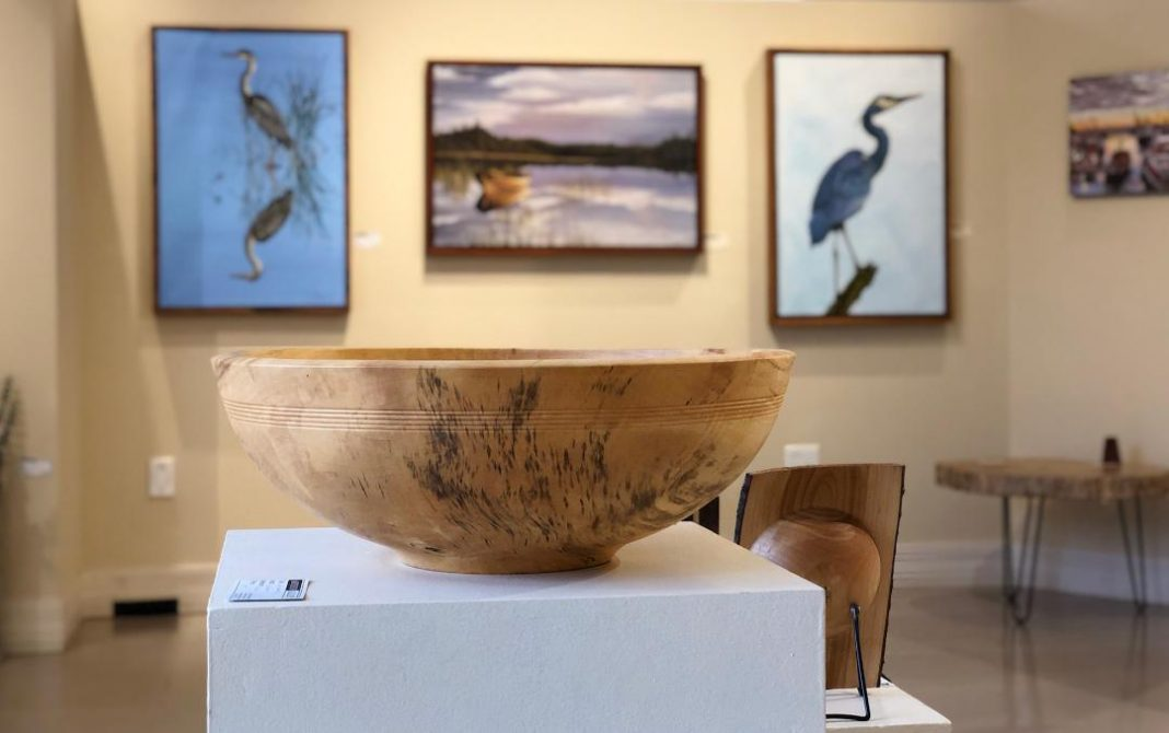 The Artists Gallery paintings wood art