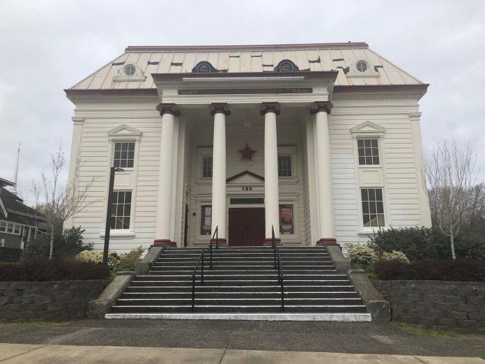 The Driftwood Playhouse in Aberdeen