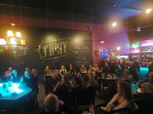 Tipsy Piano Bar Comedy Show