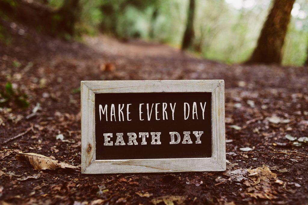 WET Center earth day