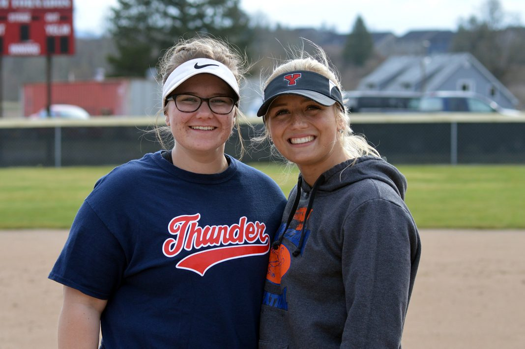yelm fastpitch pitchers