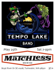 Tempo Lake Band @ Matchless Brewing