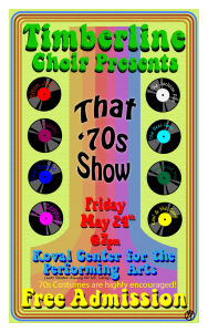 That 70s Show! @ Koval Center at NTHS