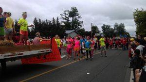 City of Yelm Prairie Days Parade