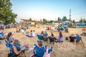 City of Yelm jazz in the park