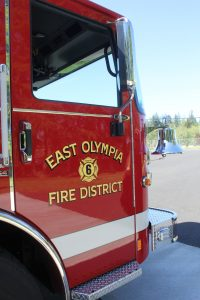 East Oly Fire Engine 64