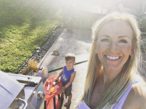 Family Barbecue Fun