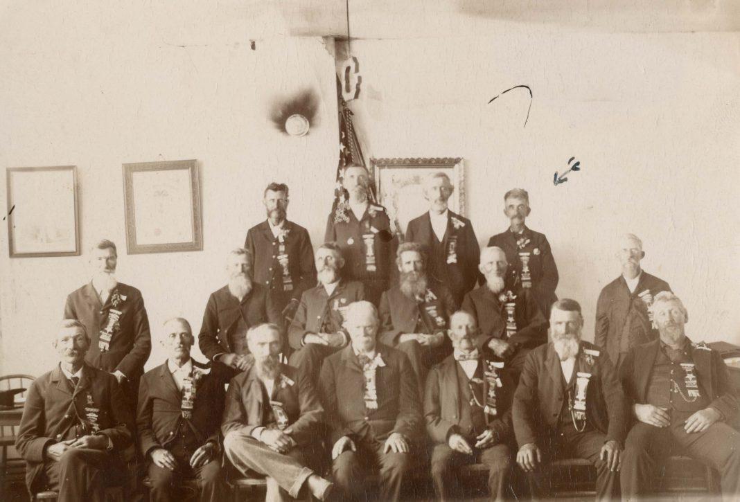 GAR Olympia Grand Army of the Republic