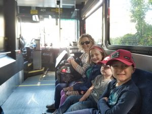 Intercity Transit Big List of Family Destinations All Around Town