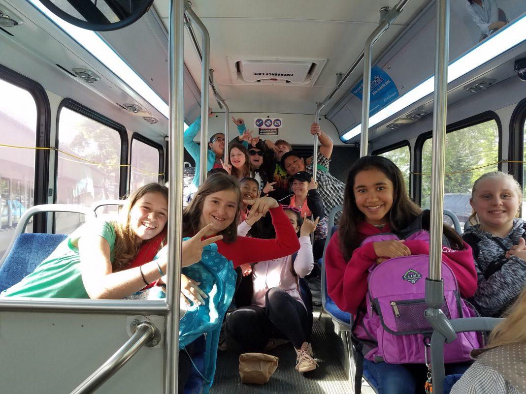 Intercity Transit Class Pass Popular Destinations