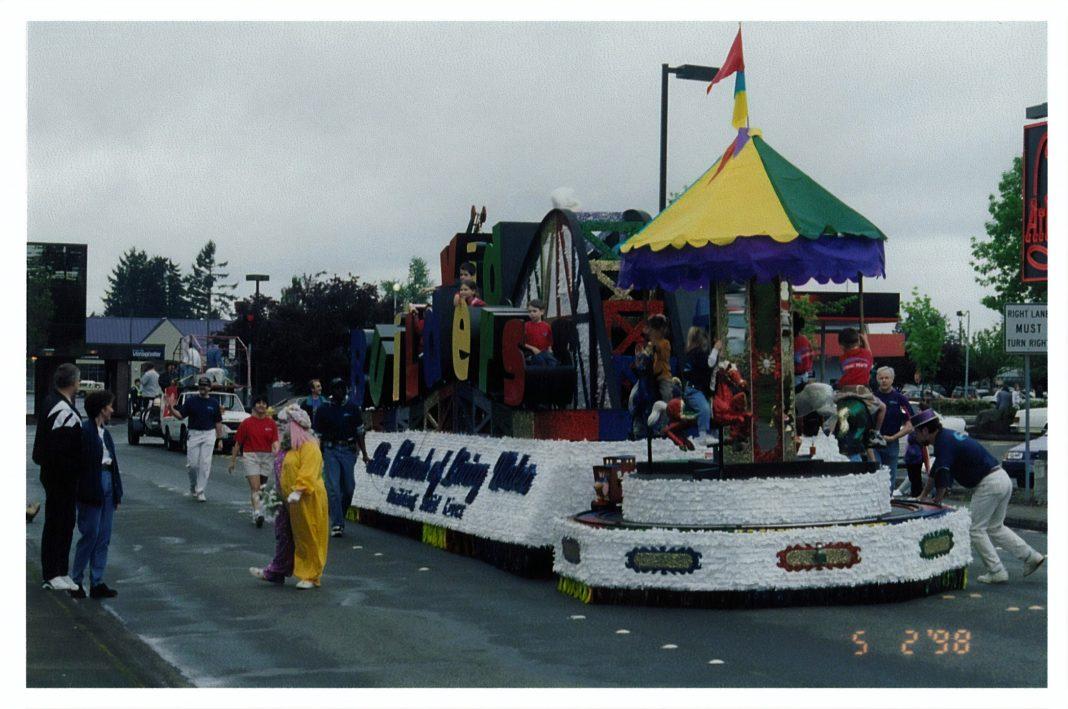 Lacey Spring Fun Fair history 1998