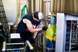 Matchless Brewing Spuds Produce Market Spudman IPA-Brewing Process