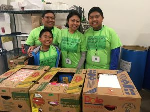 Thurston County Food Project Volunteers