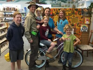 Timberland Regional Library Summer Program Prize Winner