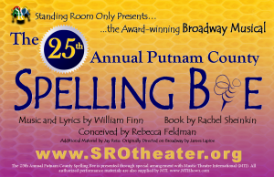 25th Annual Putnam County Spelling Bee @ The Triad Theater
