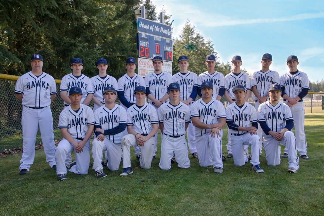 thurston county state baseball team