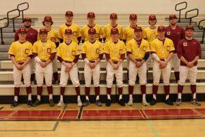 Capital High School state baseball