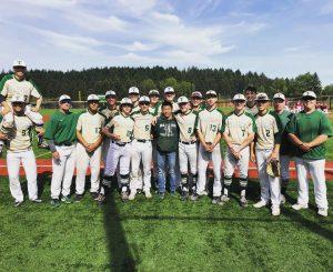 Timberline High School state baseball