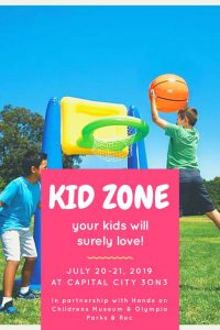 Kid Zone @ WA State Capitol Campus