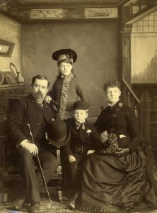 AD Rogers family