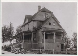 AD Rogers house