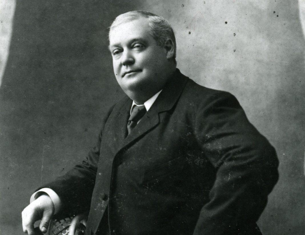AD Rogers portrait
