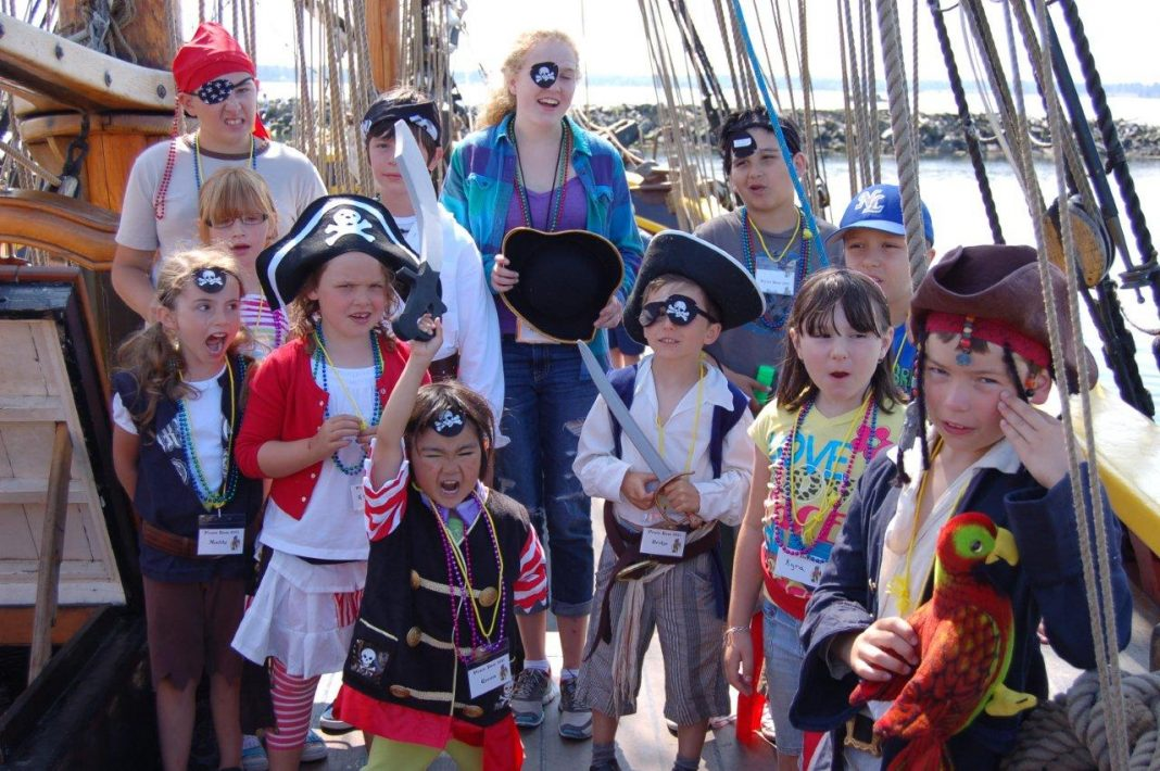 BLaine Pirates Heidi Holmes