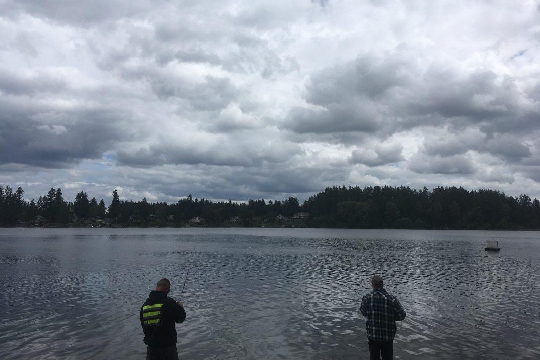 Long Lake Fishing