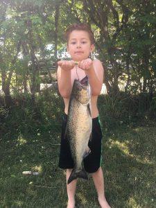 Free Fishing Olympia