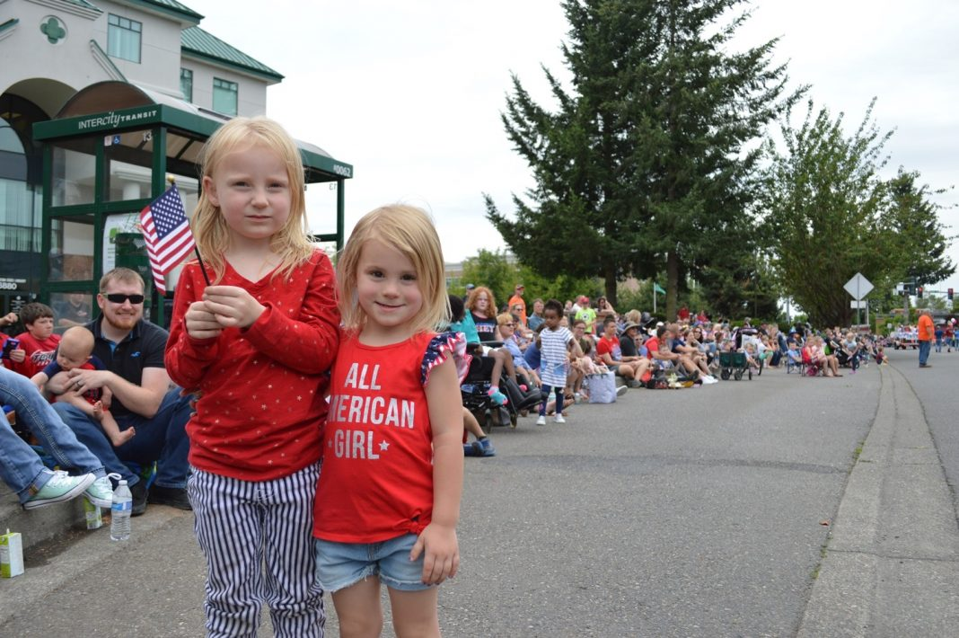 Tumwater July 4th Parade