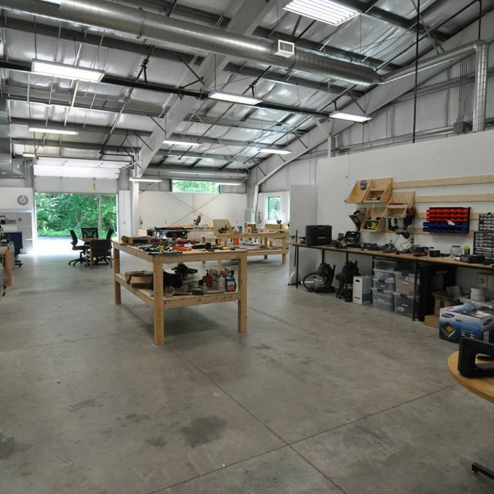 Inside the Lacey MakerSpace