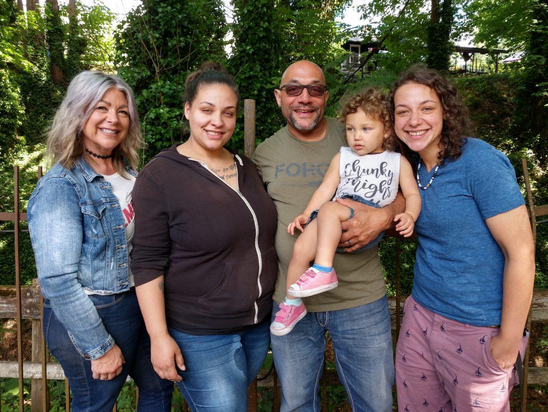 Jean Pierre Simon Family