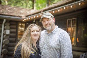 Lakeside Beer Garden Millersylvania State Park John and Abigail Smith